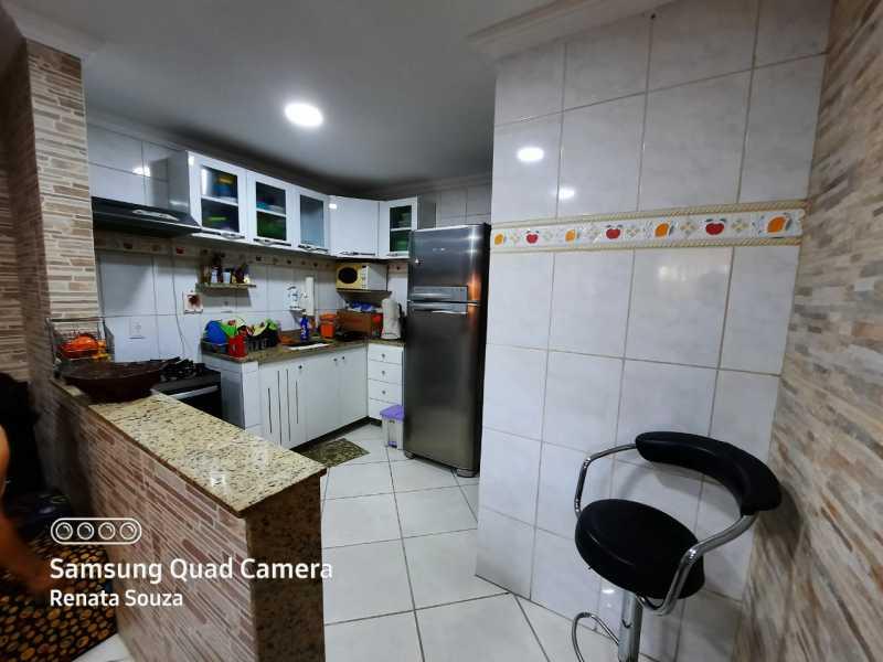 11486fb0-b9f8-486a-9a3b-2722c8 - Ampla Casa Triplex totalmente Reformada com 3 quartos ( 1 suíte ) para venda no Bairro Vila Nova - Nova Iguaçu. - SICA30020 - 9