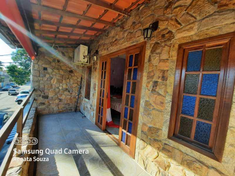 14670c8e-a1db-41aa-bf64-2f8048 - Ampla Casa Triplex totalmente Reformada com 3 quartos ( 1 suíte ) para venda no Bairro Vila Nova - Nova Iguaçu. - SICA30020 - 19