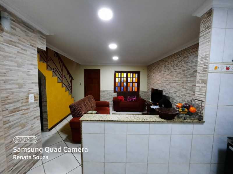 ac11decc-02bc-453b-8f37-f18726 - Ampla Casa Triplex totalmente Reformada com 3 quartos ( 1 suíte ) para venda no Bairro Vila Nova - Nova Iguaçu. - SICA30020 - 7