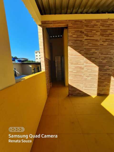 e6aa33f2-92c5-45b5-813a-3dfa45 - Ampla Casa Triplex totalmente Reformada com 3 quartos ( 1 suíte ) para venda no Bairro Vila Nova - Nova Iguaçu. - SICA30020 - 26