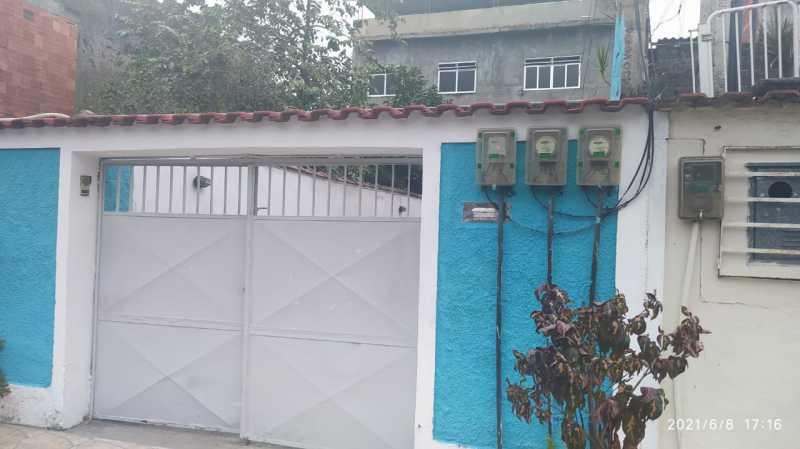 f321ff2b-c95b-4f25-a2cf-20c0f4 - Casa de dois quartos para locação em Vila Emil - Mesquita - SICA20063 - 1