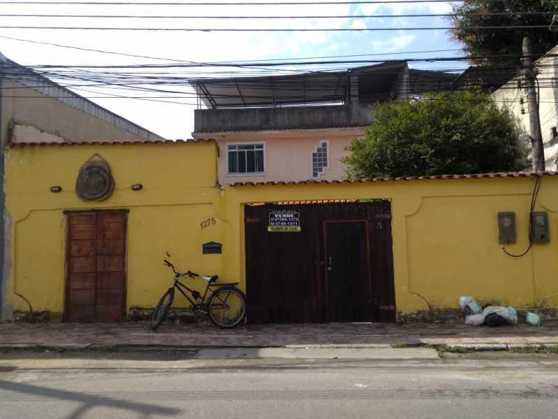 d1440bef-509e-4145-96b0-777823 - Terreno com 2 casas para venda no Centro de Mesquita - SICA00004 - 1