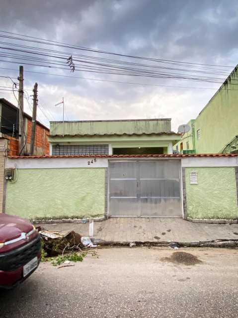 670e0053-1496-429b-a647-a56700 - Casa com quatro quartos e dois banheiros À venda no centro de Mesquita! - R$ 350 mil - SICA40006 - 1