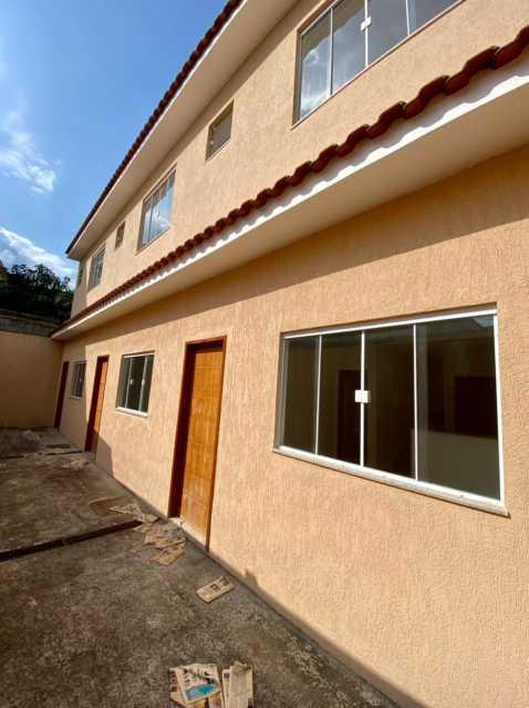 25581dd1-b17a-4667-88d5-f18ece - Casa com 2 quartos À venda em Santo Elias - Mesquita - SICA20068 - 1