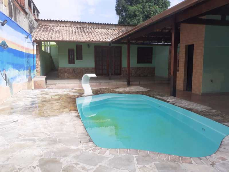 defd4839-de90-4219-9a3e-37090f - Excelente casa de dois quartos e piscina À venda em Olinda - Nilópolis - SICA20071 - 1