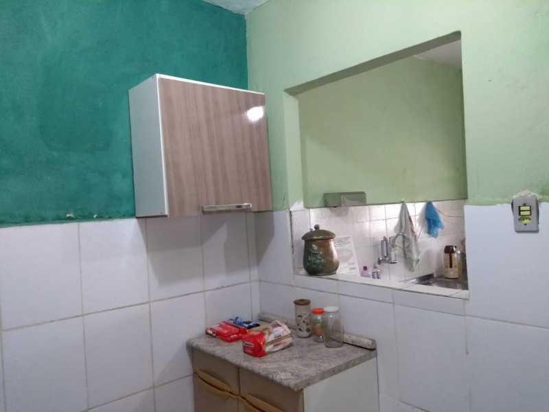 BANHEIRO SOCIAL - EXCELENTE CASA EM SANTO ELIAS, MESQUITA. - SICA30025 - 3