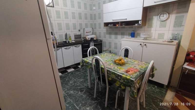 COZINHA - Terreno com 2 casas para venda na Vila Emil - Mesquita - SICA30026 - 5