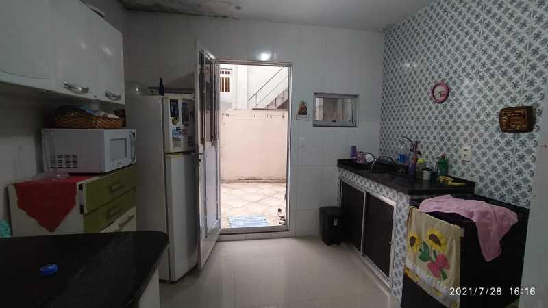 COZINHA 2 - Terreno com 2 casas para venda na Vila Emil - Mesquita - SICA30026 - 13