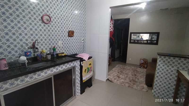 COZINHA 2 PART 2  - Terreno com 2 casas para venda na Vila Emil - Mesquita - SICA30026 - 14