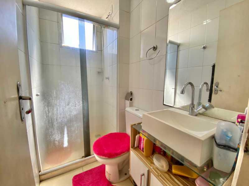 BANHEIRO - Apartamento para venda em Mesquita - SIAP20102 - 7