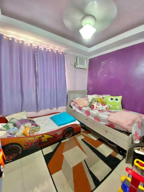 QUARTO 1 - Apartamento para venda em Mesquita - SIAP20102 - 5
