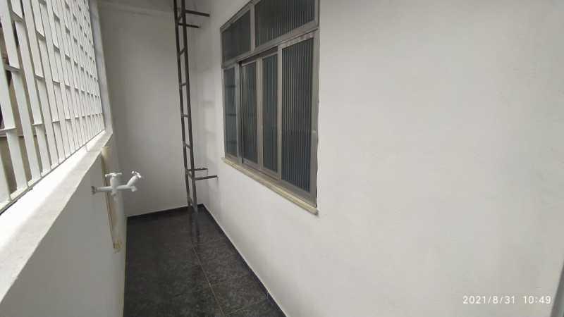 ÁREA DE SERVIÇO - Apartamento 2 quartos para alugar Vila Emil, Mesquita - R$ 700 - SIAP20114 - 9
