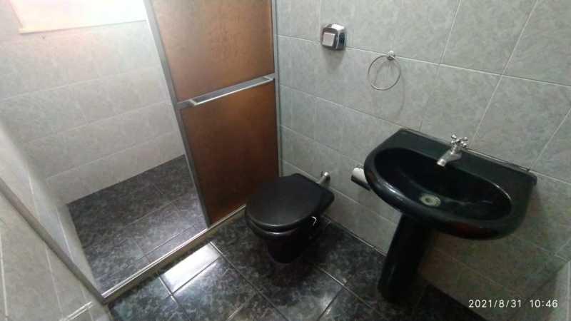 BANHEIRO - Apartamento 2 quartos para alugar Vila Emil, Mesquita - R$ 700 - SIAP20114 - 6