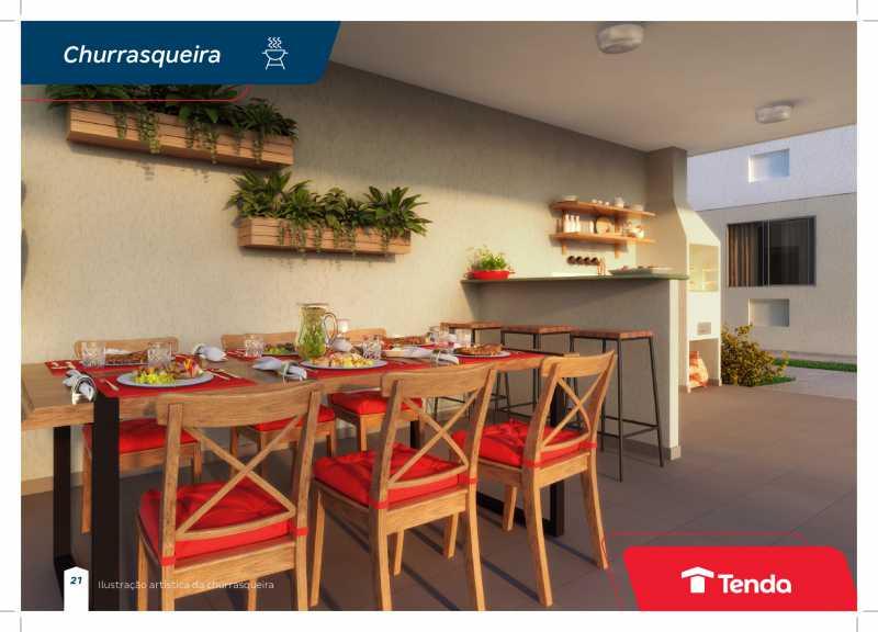 Book Parque Tulipa_Ajustado 1_ - LANÇAMENTO TENDA - EXCELENTE APARTAMENTO DE 1 OU DOIS QUARTOS EM GUARATIBA. - SIAP20116 - 4