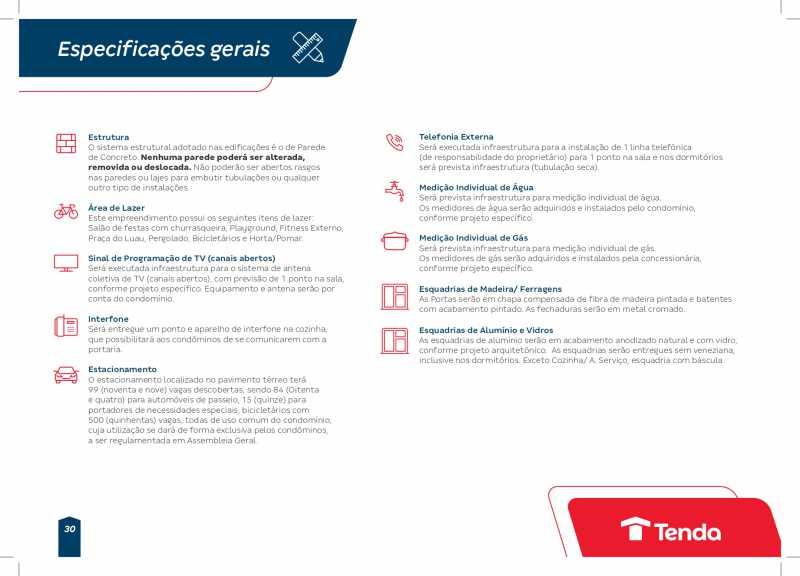 Book Parque Tulipa_Ajustado 1_ - LANÇAMENTO TENDA - EXCELENTE APARTAMENTO DE 1 OU DOIS QUARTOS EM GUARATIBA. - SIAP20116 - 16