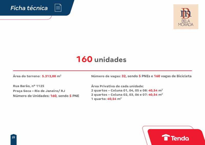 Book Bela Morada_compressed_pa - LANÇAMENTO CONDOMINIO BELA MORADA - EXCELENTE APARTAMENTO DE 1 OU DOIS QUARTOS EM PRAÇA SECA. - SIAP20122 - 12