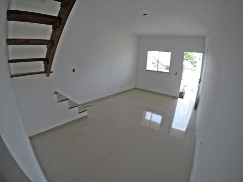 GOPR3310 - Casa nova com 2 quartos ( 1 suíte) para venda em Mesquita - PMCA20198 - 9