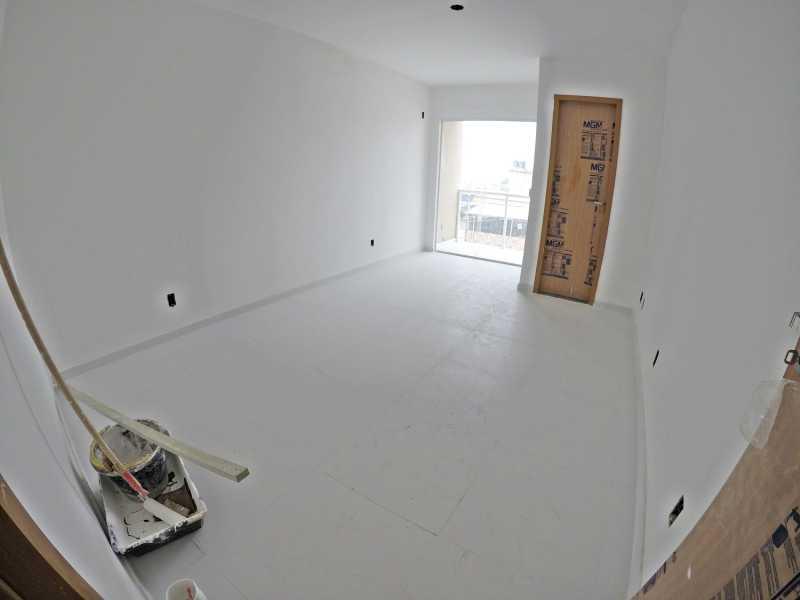 GOPR3311 - Casa nova com 2 quartos ( 1 suíte) para venda em Mesquita - PMCA20198 - 10