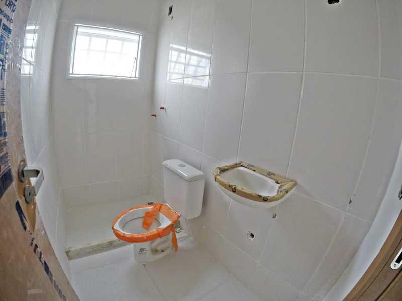 GOPR3312 - Casa nova com 2 quartos ( 1 suíte) para venda em Mesquita - PMCA20198 - 11