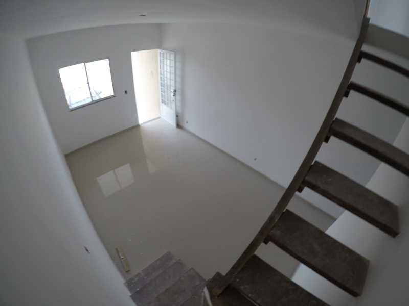 GOPR3316 - Casa nova com 2 quartos ( 1 suíte) para venda em Mesquita - PMCA20198 - 15