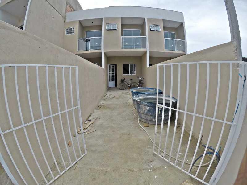 GOPR3317 - Casa nova com 2 quartos ( 1 suíte) para venda em Mesquita - PMCA20198 - 1