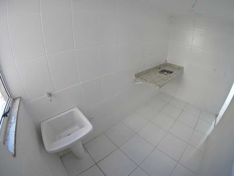 GOPR1408 - Linda Cobertura Linear com 2 suítes para venda em Mesquita - PMAP20073 - 6