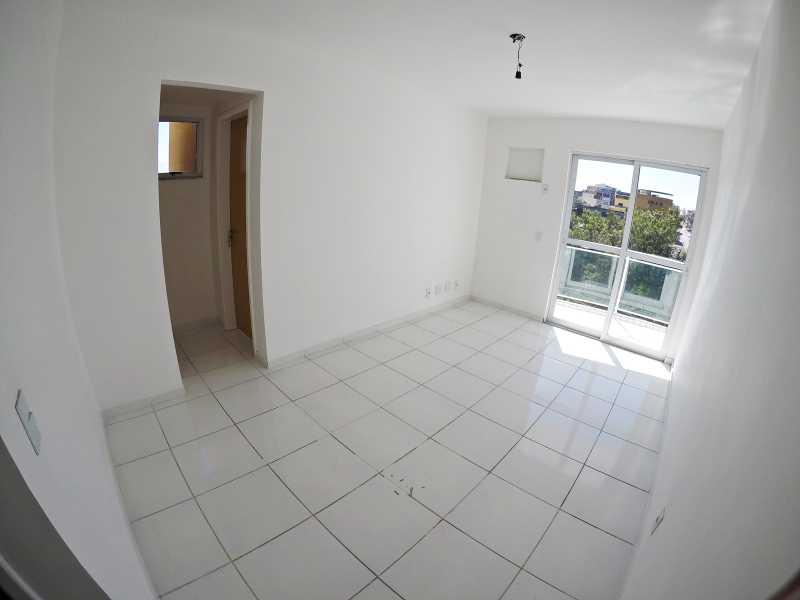 GOPR1410 - Linda Cobertura Linear com 2 suítes para venda em Mesquita - PMAP20073 - 8