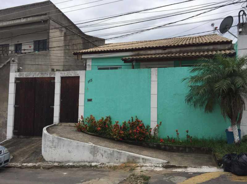 1 - Linda Casa com 3 quartos ( 2 suítes) em Vila Emil - Mesquita para venda - PMCA20206 - 1
