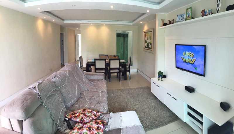 6,5 - Linda Casa com 3 quartos ( 2 suítes) em Vila Emil - Mesquita para venda - PMCA20206 - 7