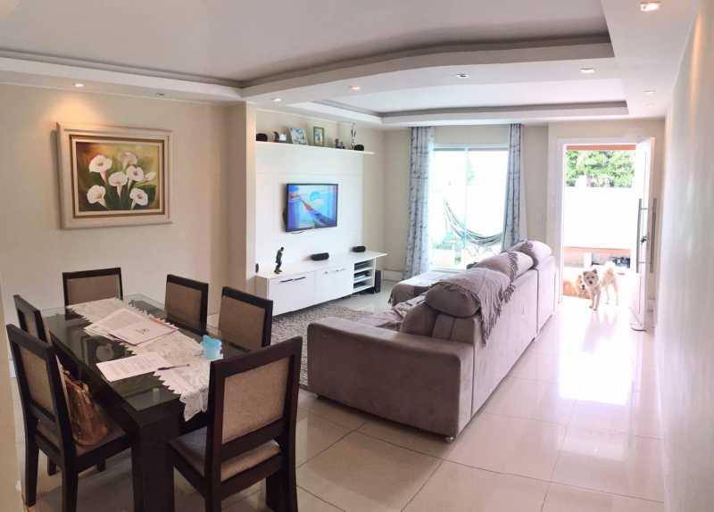 6 - Linda Casa com 3 quartos ( 2 suítes) em Vila Emil - Mesquita para venda - PMCA20206 - 8