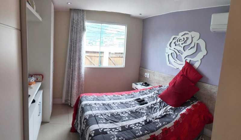 7 - Linda Casa com 3 quartos ( 2 suítes) em Vila Emil - Mesquita para venda - PMCA20206 - 11