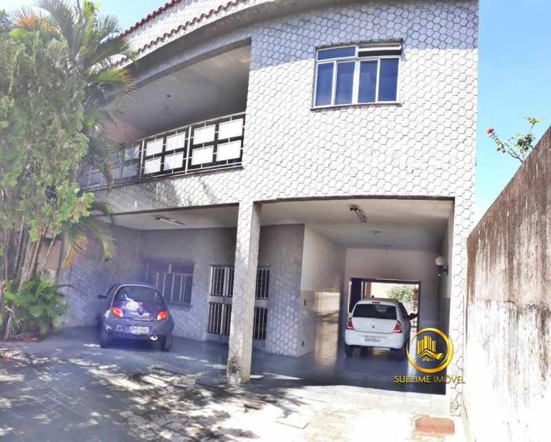 8432345 - Casa Padrão À Venda - Centro de Mesquita.3 Quartos (sendo 1 suíte) - PMCA30031 - 1