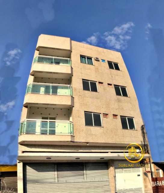 6742279 - Lindo apartamento novíssimo no centro de Nilópolis para venda - PMAP20074 - 5