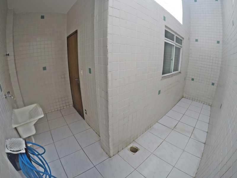 GOPR2109 - Lindo apartamento novíssimo no centro de Nilópolis para venda - PMAP20074 - 10