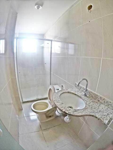 GOPR2112 - Lindo apartamento novíssimo no centro de Nilópolis para venda - PMAP20074 - 12