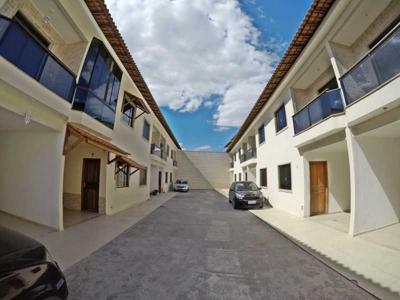 GOPR0630 - Casas Duplex novas com 2 quartos no Bairro da Luz - Nova iguaçu - PMCN20021 - 1