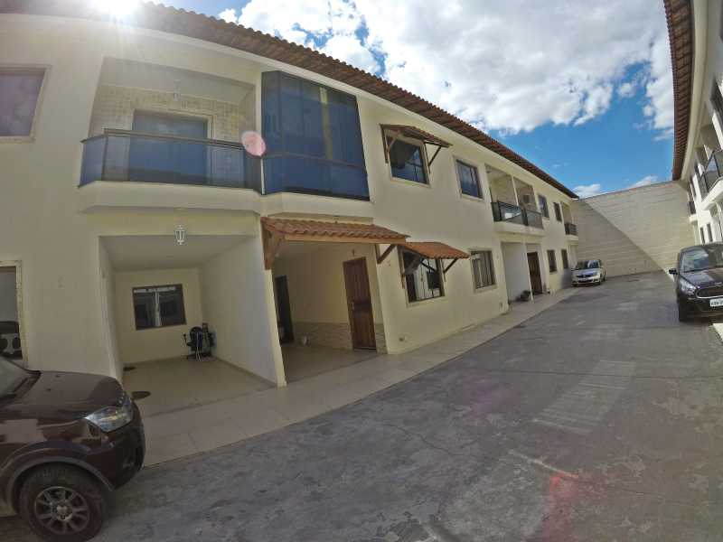 GOPR0631 - Casas Duplex novas com 2 quartos no Bairro da Luz - Nova iguaçu - PMCN20021 - 3
