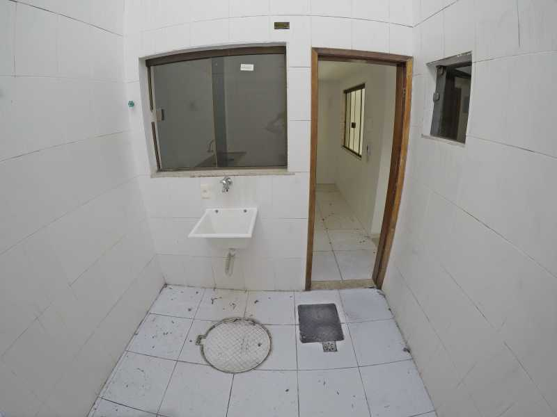 GOPR0632 - Casas Duplex novas com 2 quartos no Bairro da Luz - Nova iguaçu - PMCN20021 - 20