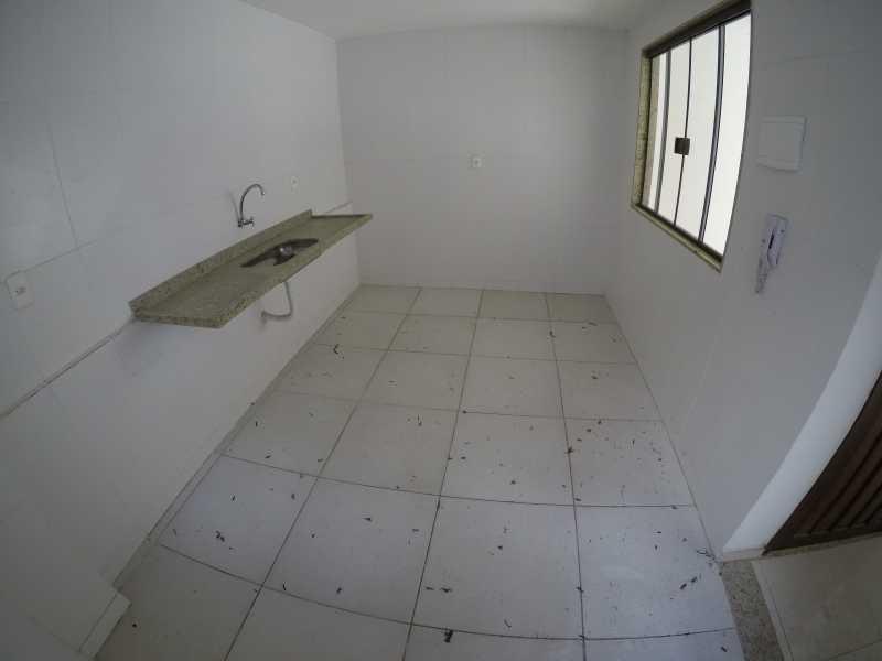 GOPR0633 - Casas Duplex novas com 2 quartos no Bairro da Luz - Nova iguaçu - PMCN20021 - 8