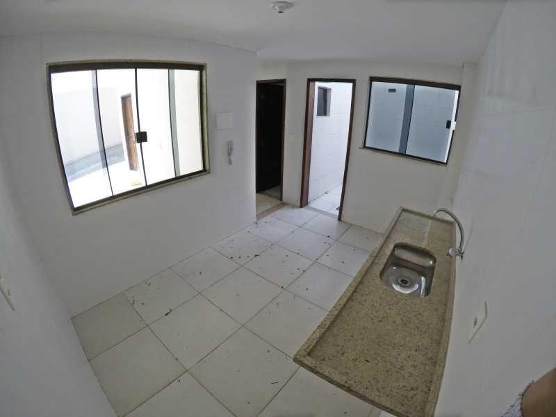 GOPR0634 - Casas Duplex novas com 2 quartos no Bairro da Luz - Nova iguaçu - PMCN20021 - 9