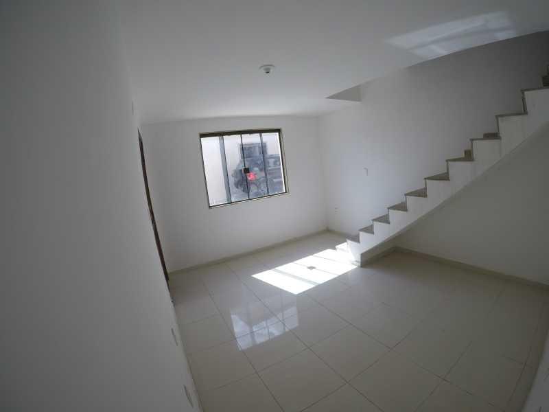 GOPR0635 - Casas Duplex novas com 2 quartos no Bairro da Luz - Nova iguaçu - PMCN20021 - 4
