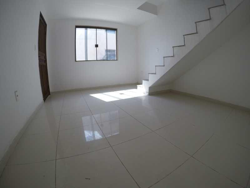 GOPR0638 - Casas Duplex novas com 2 quartos no Bairro da Luz - Nova iguaçu - PMCN20021 - 5
