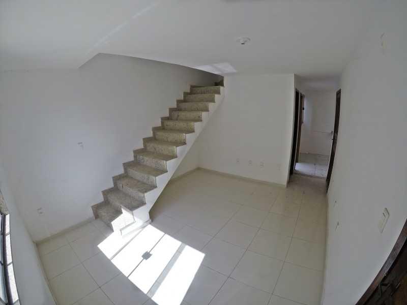 GOPR0639 - Casas Duplex novas com 2 quartos no Bairro da Luz - Nova iguaçu - PMCN20021 - 7