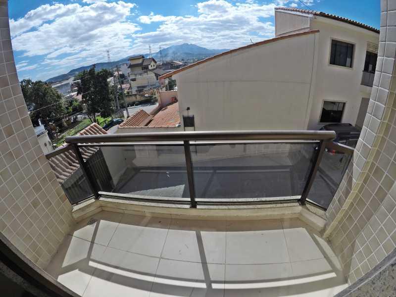 GOPR0651 - Casas Duplex novas com 2 quartos no Bairro da Luz - Nova iguaçu - PMCN20021 - 19