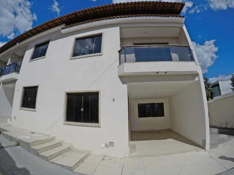 GOPR0661 - Casas Duplex novas com 2 quartos no Bairro da Luz - Nova iguaçu - PMCN20021 - 18