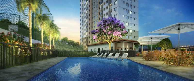 1f795612bb93d3f222fa20d32eda6d - Apartamento Novo de 2 quartos pronto para morar em nova Iguaçu - PMAP20075 - 1