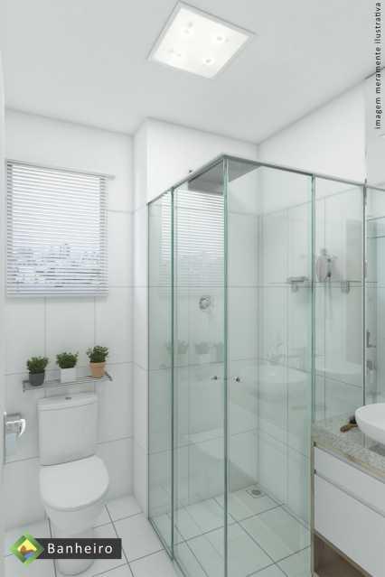09-banheiro - GRANDE LANÇAMENTO EM MESQUITA - PMAP20081 - 12