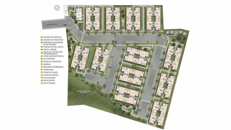 implantacao_big990x0 - Apartamento de 2 quartos para venda dentro do programa minha casa minha vida. - PMAP20118 - 10