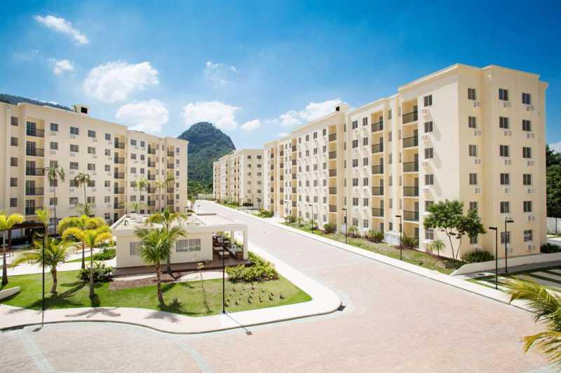apartamento-grand-club-verdant - Apartamento 2 quartos à venda Jacarepaguá, Rio de Janeiro - R$ 271.700 - PMAP20084 - 1