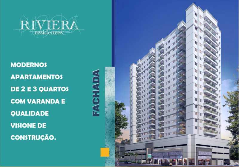 1 - Apartamento 2 quartos à venda Luz, Nova Iguaçu - R$ 317.000 - PMAP20090 - 1